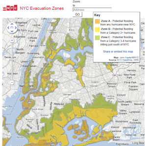 OASISnyc Spatiality - Easy map of nyc