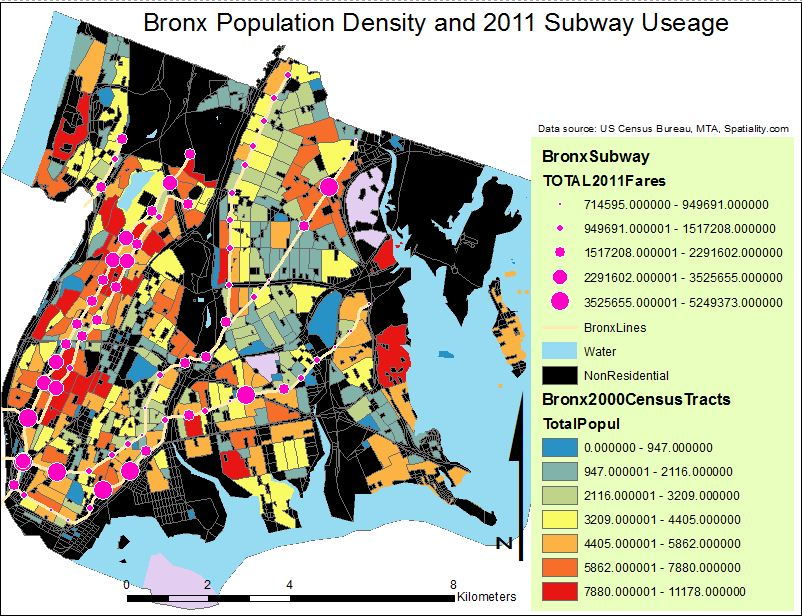 Putting transit GIS data to use | Spatiality